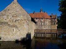 Castle Vischering Stock Image