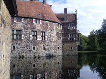 Castle Vischering, Luedinghausen Royalty Free Stock Photo