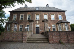 Castle vondern germany. A castle in vondern germany Stock Photography