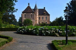 Castle Vorden. Royalty Free Stock Photo
