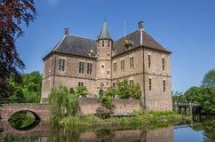 Castle of Vorden in Gelderland Stock Images
