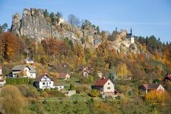 Castle Vranov, Czech Republic Stock Photography