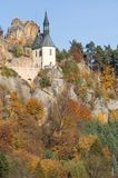 Castle Vranov, Czech Republic Royalty Free Stock Photo