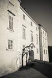Castle Vranov nad Dyji Royalty Free Stock Image