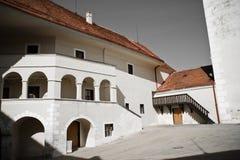 Castle Vranov nad Dyji. Vranov nad Dyji Castle, Czech Republic Stock Image