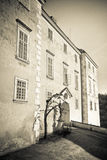 Castle Vranov nad Dyji Royalty Free Stock Photos