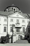Castle Vranov nad Dyji. Vranov nad Dyji Castle, Czech Republic Royalty Free Stock Image