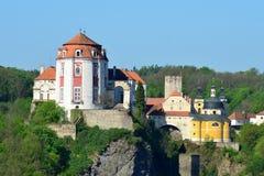 Castle Vranov nad Dyji Royalty Free Stock Photos