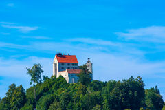 Castle waldburg Royalty Free Stock Image