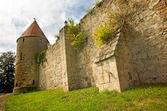 Castle of Waldenburg, Germany Royalty Free Stock Image
