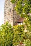 Castle of Waldenburg, Germany Stock Photo