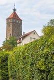 Castle of Waldenburg, Germany Stock Photography