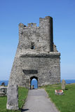 Castle Wales UK Stock Photos