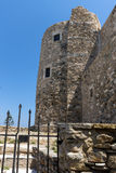 Castle wall of the fortress in Chora town, Naxos Island, Greece Stock Photography