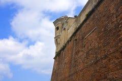 Castle walls Stock Image