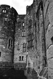 Castle Walls Royalty Free Stock Image