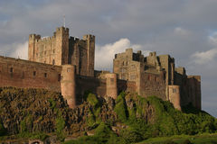 Castle Walls Royalty Free Stock Photo