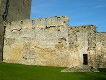 Castle walls Royalty Free Stock Photos