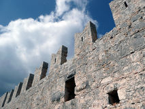 Castle Walls Stock Photography