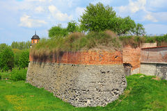 Castle walls Stock Photos