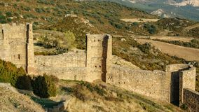 Castle walls Royalty Free Stock Photography