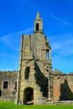 Castle, Warkworth, England Stock Photography