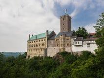 Castle Wartburg near to city Eisenach, Germany Royalty Free Stock Photo