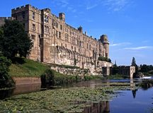 Castle, Warwick, England. Stock Photography
