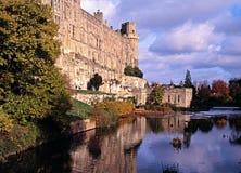 Castle, Warwick, England. Stock Image