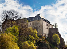 Castle was Bilstein Stock Image