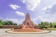 Castle Wat Kao Noi Στοκ εικόνες με δικαίωμα ελεύθερης χρήσης