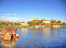 Castle Wawel Stock Photos