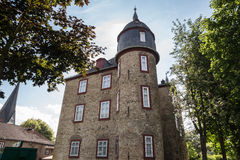 Castle werdorf hessen germany Royalty Free Stock Photos