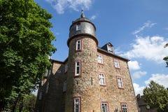 Castle werdorf hessen germany Royalty Free Stock Image