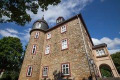 Castle werdorf hessen germany Stock Images