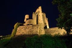 Castle werdorf hessen germany Royalty Free Stock Photo
