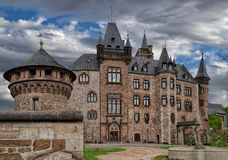 Castle Wernigerode Stock Photography