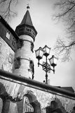 Castle in Wernigerode, Germany Stock Photos