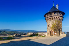 Castle of Wernigerode Royalty Free Stock Photo