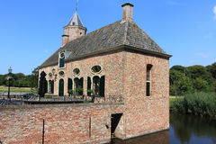 Castle Westhove Netherlands Stock Photo