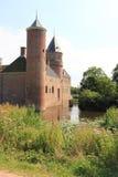 Castle Westhove Netherlands Stock Image