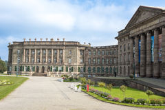 Castle Wilhelmshoehe, Kassel, Germany Stock Image