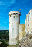 Castle of William the Conqueror, Castle of Falaise Royalty Free Stock Image