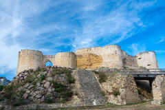 Castle of William the Conqueror, Castle of Falaise Stock Photography