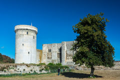 Castle of William the Conqueror, Castle of Falaise Royalty Free Stock Photography