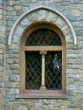Castle window. Midevil castle window royalty free stock image
