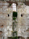 Castle window Royalty Free Stock Photos
