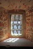 Castle window Stock Images