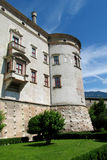 Castle with windows Royalty Free Stock Photos