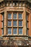 Castle windows Stock Photo
